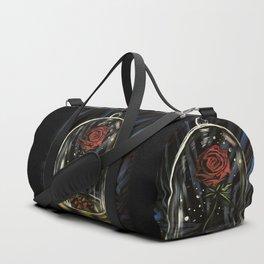 Enchanted Rose Duffle Bag