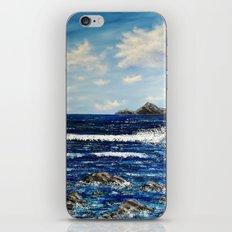 Return to the paradise iPhone & iPod Skin