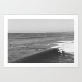 San Clemente   Surf Art Print