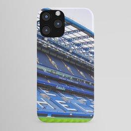 Stamford Bridge West Stand Chelsea iPhone Case