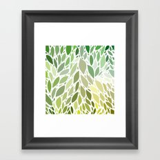 Colors Of The Wind No. 3 Framed Art Print
