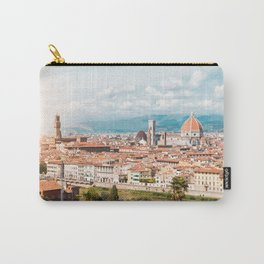 Palazzo Vecchio and Duomo S. Carry-All Pouch