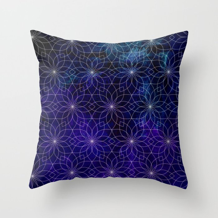 A Time to Every Purpose Under Heaven Throw Pillow