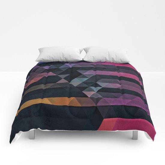 ypsyde dwwnsyde Comforters