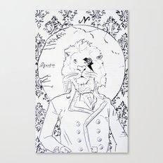 Richard Coeur Canvas Print