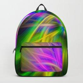 Grape Hyacinth Twirl Backpack