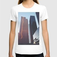 houston T-shirts featuring Houston by Jorieanne