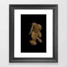 Bun Framed Art Print
