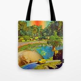 Gardens of Pluto Tote Bag