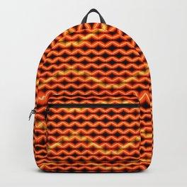 Heater Pattern Backpack