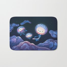 Full Moons Bath Mat