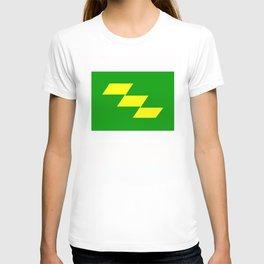 miyazaki region flag japan prefecture T-shirt