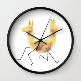 siames Wall Clock