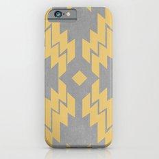 Concrete & Aztec Slim Case iPhone 6
