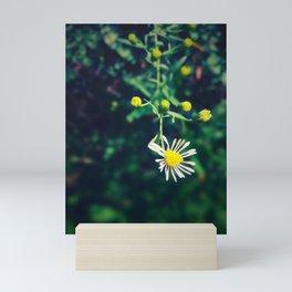 Flower up close Mini Art Print