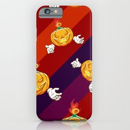 Pumpkin Halloween iPhone Case