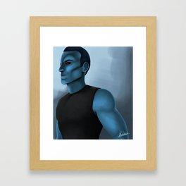 Thrawn Framed Art Print