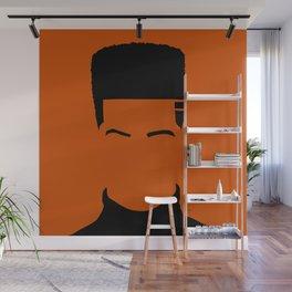 autumn orange Wall Mural