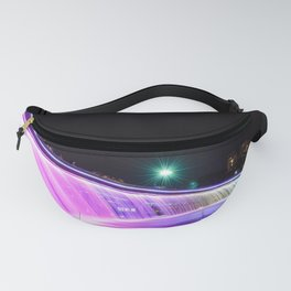 light in the city Fanny Pack