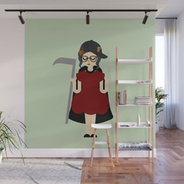 Can't Wait Wall Mural