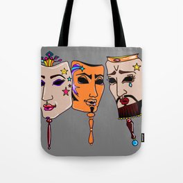Esther, Hammond and Xerxes Purim Tote Bag