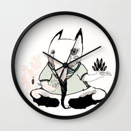 ga Wall Clock