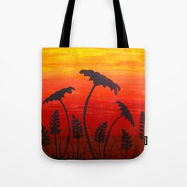 Texas Sunset Tote Bag