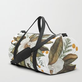 Magnolia Bouquet Duffle Bag