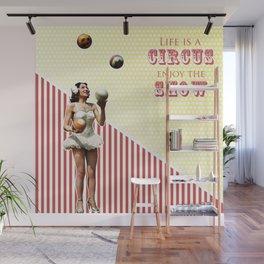 The Ultimate Juggler Wall Mural