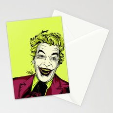 Joker On You 2 Stationery Cards