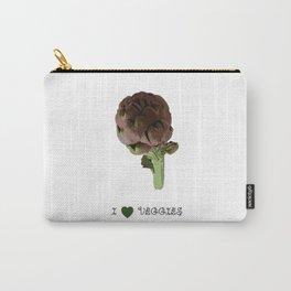 Artichoke - I love veggies Carry-All Pouch