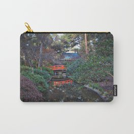 Japanese Gardens, Descanso Gardens Carry-All Pouch