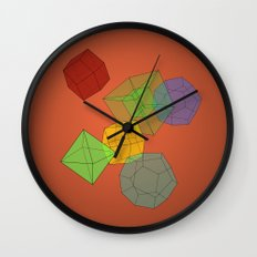 Rioalto Wall Clock