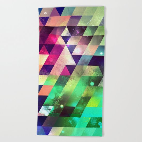 ayzys Beach Towel