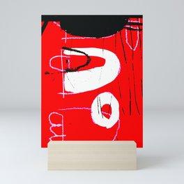 untitled (no) Mini Art Print