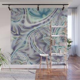 Abstract Shards Fractal Wall Mural