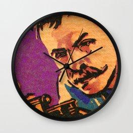"Old Soviet Film Poster ""Chapaev"" Wall Clock"