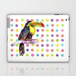 Toucan Happiness Laptop & iPad Skin