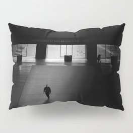 black white photo Pillow Sham