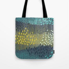 Cosmic Particles by Friztin Tote Bag