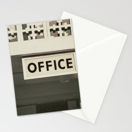 Main Office Stationery Cards