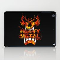 heavy metal iPad Cases featuring Heavy Metal by Lindsay Spillsbury