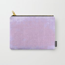 Abstract texture in pinks Carry-All Pouch