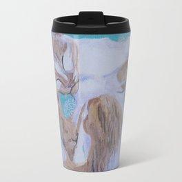 Zen Lily I Travel Mug