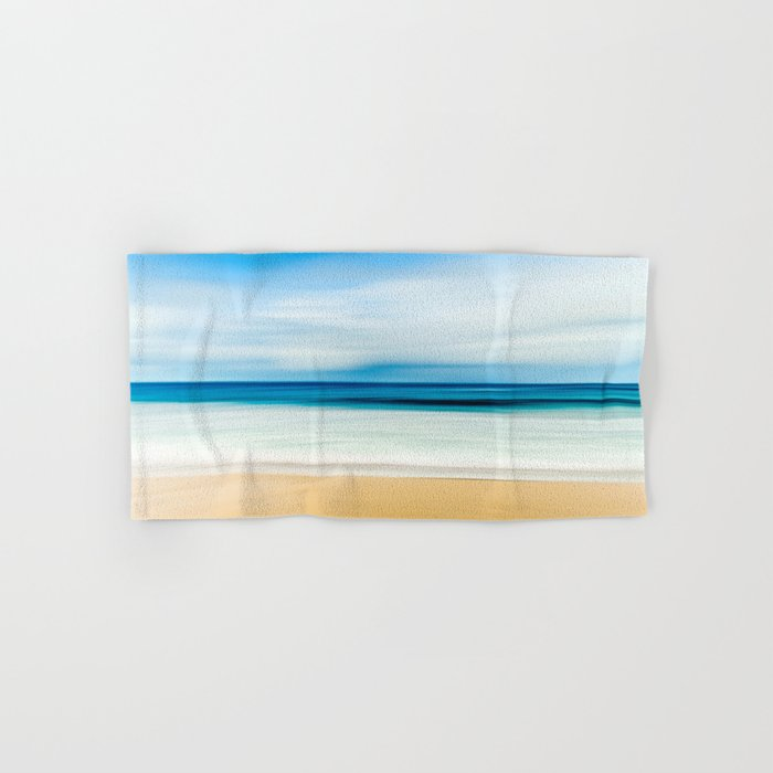 Pastel Ocean mood Hand & Bath Towel