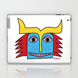 Uncle Sneaky Nose Laptop & iPad Skin