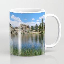 Sylvan Lake In The Black Hills Coffee Mug