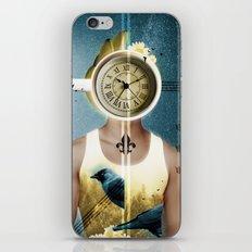 Dream of Coffee / Halftones iPhone & iPod Skin