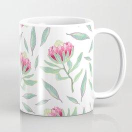 Protea pattern Coffee Mug
