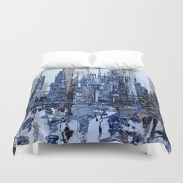 Dream in blue Duvet Cover